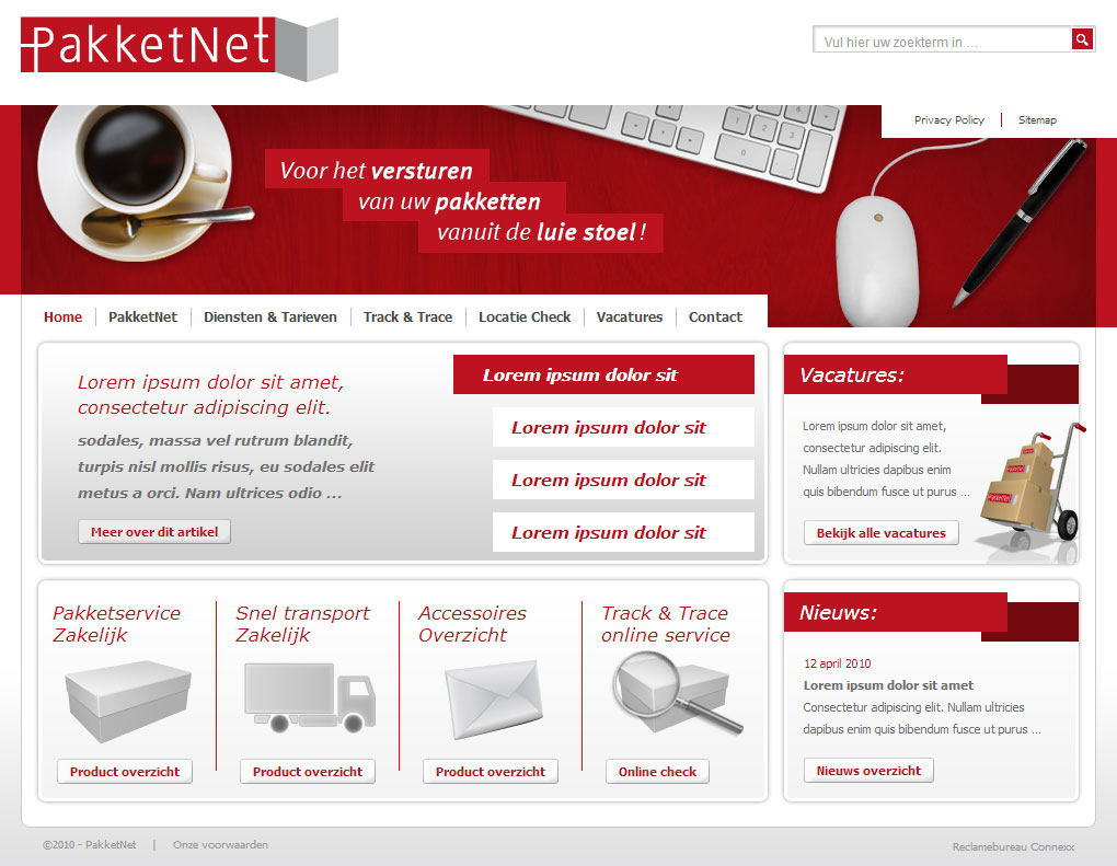 portfolio-webdesign-pakketnet
