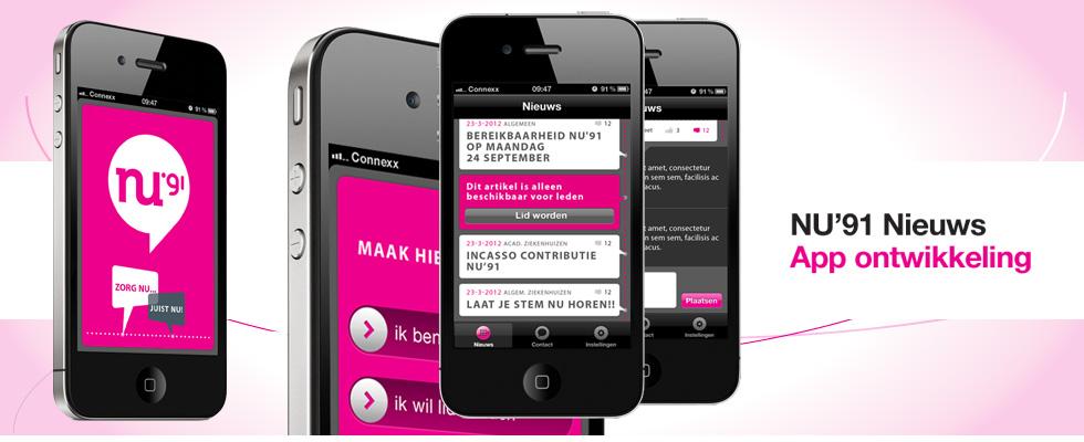 webdesignbureau.nl-app-portfolio-nu91-nieuws