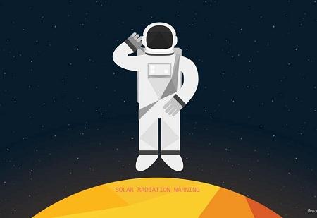 Parallax scrolling webdesign inspiration: NASA Prospect